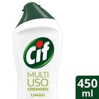 Multiuso Cif Cremoso Limão 450ml