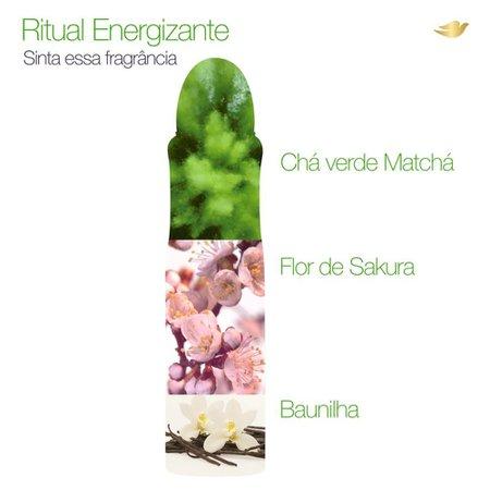 Desodorante Antitranspirante Aerosol Dove Nutritive Secrets Matcha e Flor de Sakura 150ml