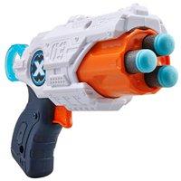 Lança Dardos Candide Zuru X-Shot Mini MK 3 Branco 5513 - 8+