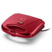 Sanduicheira e Minigrill Multilaser Gourmet 220V 750W Vermelha - CE149