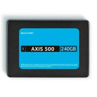 Memória Ssd Axis 500 240Gb Multilaser