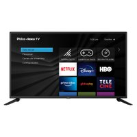 "Fast Smart TV Philco Roku 42"" PTV42G52RCF LED FullHD Preta"
