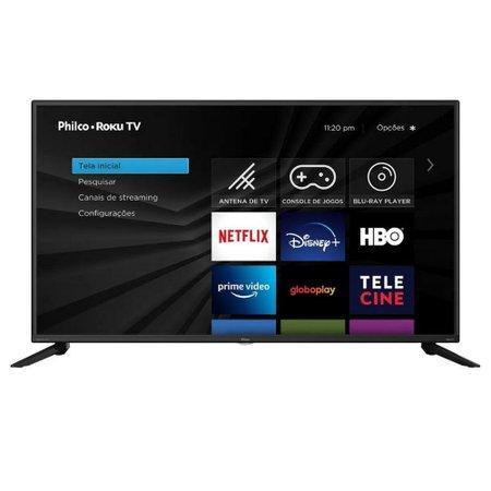 Smart Tv 42 Pol PTV42G52RCF Full Hd Roku Hdmi Philco