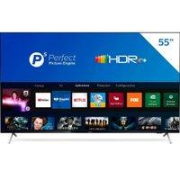 Smart Tv 55 Polegadas 4K Ultra HD Hdr P555PUG7625 Philips