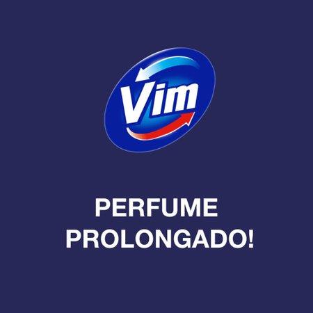 Kit 6 Desinfetantes Vim Multiuso Cloro Gel Lavanda 700ml