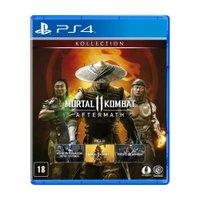 Mortal Kombat 11 Aftermath Kollection BR - PS4