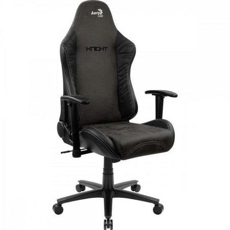 Cadeira Gamer Knight Iron Aerocool Black