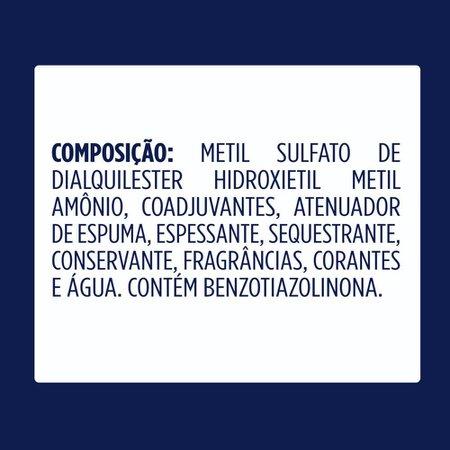 Kit 4 Amaciantes Concentrados Comfort Fiber Protect 500ml