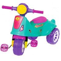 Carrinho De Pedal Infantil Triciclo Avespa Basic - Maral - Pink