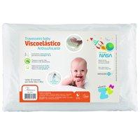 Travesseiro Infantil Nasa Baby 6m Anti Sufocante - Fibrasca