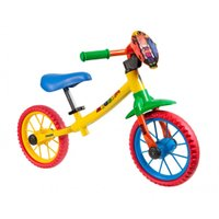 Bicicleta Infantil Aro 12 Sem Pedal Balance Bike Zigbim - Caloi