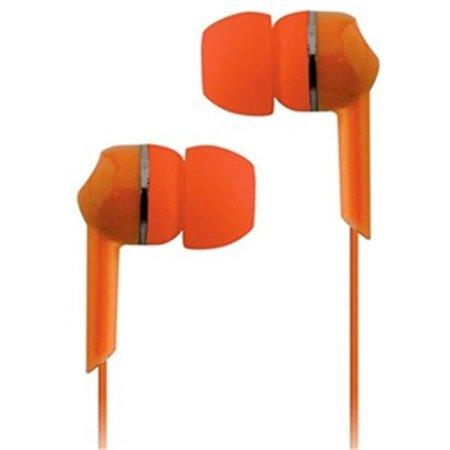 Fone de ouvido estéreo - JAMMERZ Moods Laranja