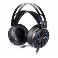Headset Gamer Motospeed H60 7.1 Virtual Preto, FMSHS0003PTO