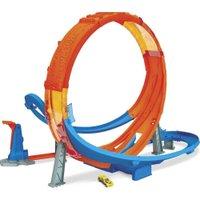 Hot Wheels Pista Desafio do Loop Gigante - Mattel