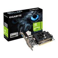 Placa de Video Gigabyte GeForce GT 710 2GB DDR3 Low Profile