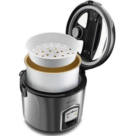 Panela de Arroz Britânia BPA12 Revestimento Supreme Gold 4L