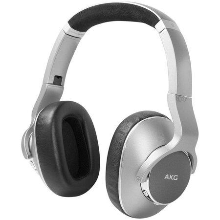 Fone Bluetooth AKG N700 Headphone Over Ear Original Prata