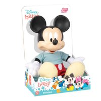 Boneco Disney Mickey Baby 14 cm - Novabrink