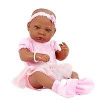Boneca Anny Doll Bailarina Negra - Cotiplas