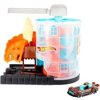 Hot Wheels City Pista Sorveteria - Mattel