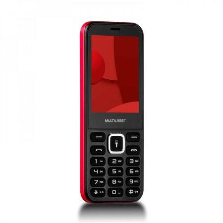 Celular UP Max Multilaser 2G Dual Chip Bluetooth, Radio FM - P9135