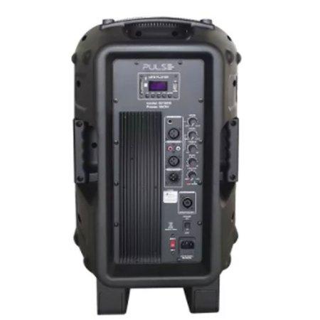 Pulsepro Caixa Passiva 15 Polegadas 250w Sp372