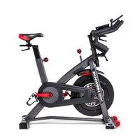 Bicicleta Ergométrica Spinning Schwinn Bivolt IC4/800IC 150KG Roda de Inércia 18KG Painel Bluetooth - Nova IC8