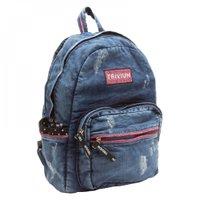 Mochila Notebook 14,1 Triviun Jeans Blue -13132