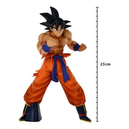 Action Figure - Figure Dragon Ball Z - Goku - Maximatic - Banpresto