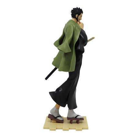 Action Figure - Figure One Piece - Dracule Mihawk - Treasure Cruise - Banpresto