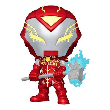 Funko Pop! Marvel: Infinity Warps - Iron Hammer - Edição Especial
