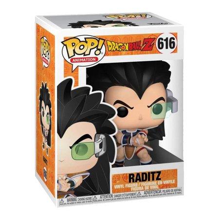 Funko Pop! Animation: Dragon Ball Z - Radditz