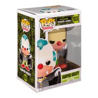 Funko Pop! Television: The Simpsons - Treehouse Of Horror - Vampire Krusty