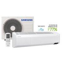 Ar Condicionado Split Inverter Samsung WindFree 18000 BTU Branco Inverter 220V AR18AVHABWKXAZ