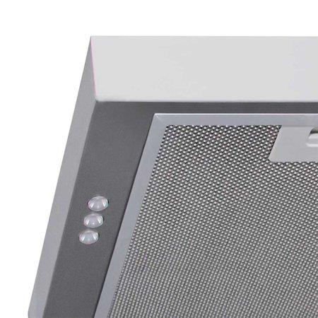 Depurador Nardelli Compact New Embutir Inox 90 Cm