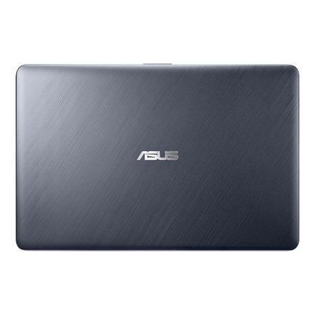Notebook ASUS X543MA-GQ1300T, Celeron Dual Core, RAM 4 GB, HD 500 GB, Windows 10 Home - Cinza Escuro
