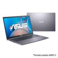 Notebook ASUS X515JF-EJ153T, Intel Core i5 - 1035G1, 8GB, 256GB SSD, Placa de 2GB Nvidia - Cinza