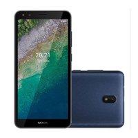 Smartphone C01 Plus Android Câmera 5MP 1GB RAM 32GB 4G Bluetooth Nokia - Azul