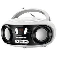 Rádio Portátil Mondial, Rádio FM, Entrada USB e Auxiliar - BX-14