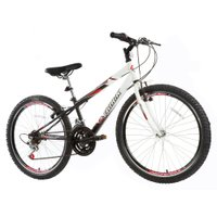 Bicicleta Track Bikes, Aro 24, 18 Marchas, V-Brake, Quadro Aço Carbono