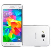Smartphone Samsung Gran Prime Duos TV, Android 4.4, 8GB, 8MP, Branco - G530BT