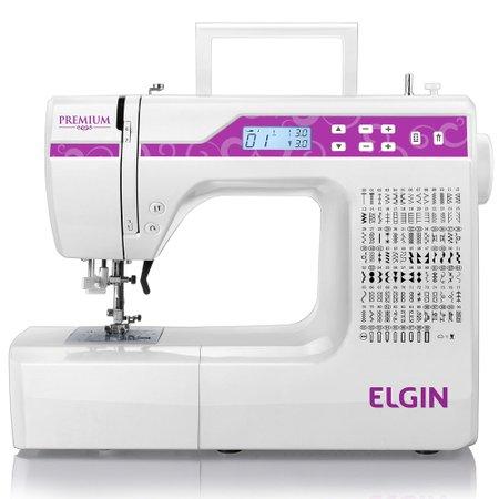 Máquina de Costura Elgin Premium - JX-10000