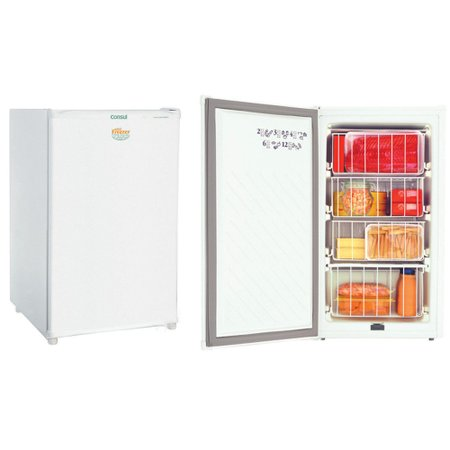 Freezer Vertical Consul 1 Porta, 66 Litros com Porta Reversivel - CVT10BB