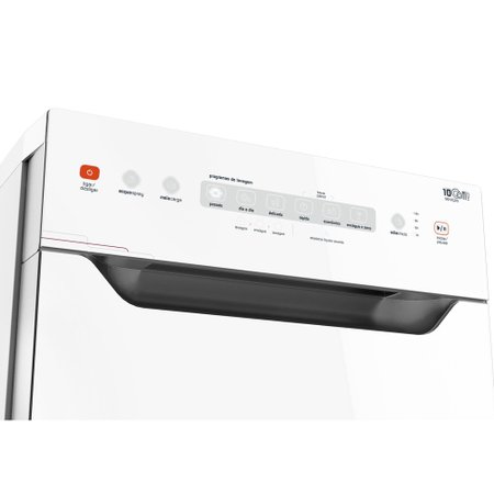 Lava-Louças Brastemp, 10 Serviços, Automática - BLF10AB