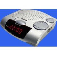 Rádio Relógio Toshiba 1267/68