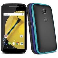 Smartphone Motorola Novo Moto E Colors, Dual Chip, 4G, 16GB, Preto - XT1514