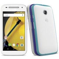Smartphone Motorola Novo Moto E Colors, Dual Chip, 4G, 16GB, Branco - XT1514