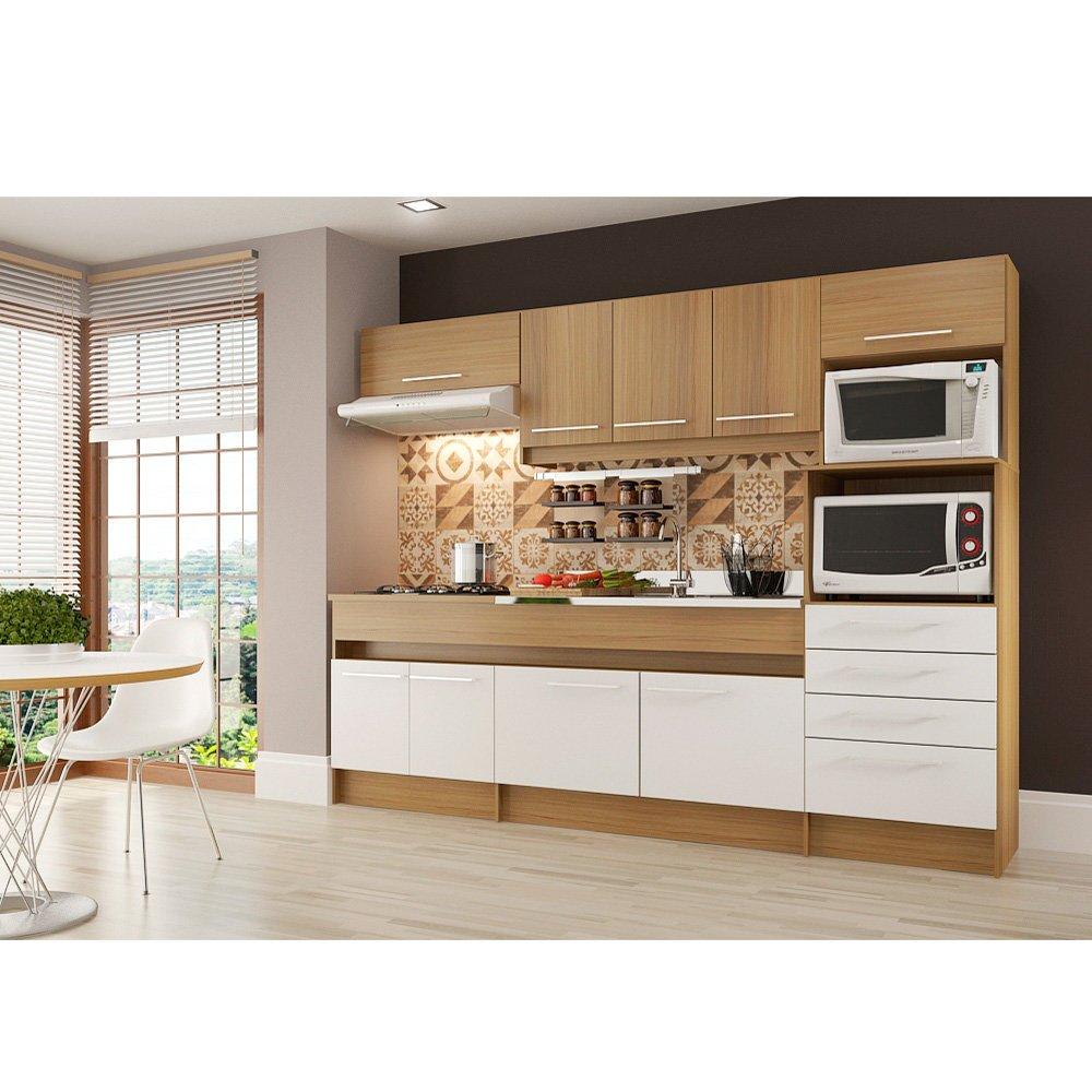 Modelo De Cozinha Compacta Reforma De Cozinha Cozinhas Modernas Por