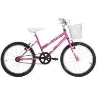 Bicicleta Infantil Cindy Pop, Aro 20, Quadro em Aço Carbono - Track Bikes