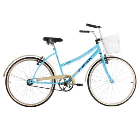 Bicicleta Track Bikes Classic Plus B, Aro 26, V-Brake, Quadro Aço Carbono